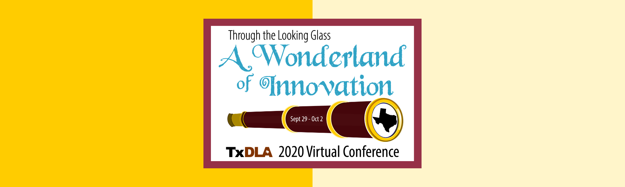 TxDLA Virtual Conference Website (1)